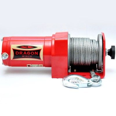 Лебедка для квадроцикла Dragon Winch Maverik 2500 ST