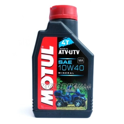 Моторное масло для квадроциклов Motul ATV 1L