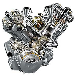 Двигатель, КПП