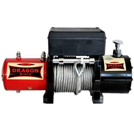 Лебедка 16800 Dragon Winch 16800 HD на джип, внедорожник, багги, эвакуатор