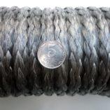 Трос для лебедки кевларовый 10мм 28м