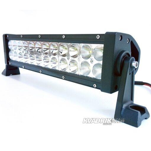 Фара, прожектор, светодиодная балка для квадроциклов, багги, джипов - ExtremeLED E026  72W  35см дальний + ближний свет