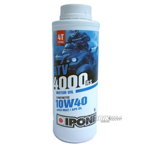 Масло для квадроцикла IPONE ATV 10w40 1L