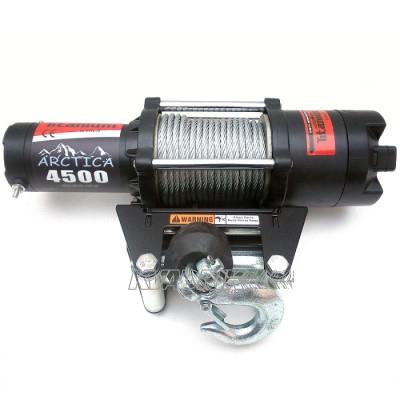 Лебедка на квадроцикл, UTV, багги - Titanium Arctica 4500