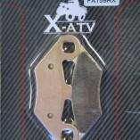 Тормозные колодки для квадроцикла Polaris Sportsman (все модели) — X-ATV FA159RX  DB2460