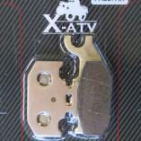 Тормозные колодки для квадроцикла CAN-AM OUTLANDER G1, CAN-AM RENEGADE G1, BRP TRAXTER , YAMAHA  GRIZZLY 450, YAMAHA  KODIAK 400/450 — X-ATV FA307RX DB2400