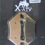 Тормозные колодки для квадроцикла ARCTIC CAT, KYMCO MAXXER 450, KYMCO MXU 400/500, POLARIS HAWKEYE 300 — X-ATV FA395RX DB2011