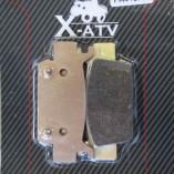 Передние тормозные колодки для квадроцикла Honda Rincon 680 — X-ATV FA410RX DB2015