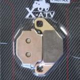 Тормозные колодки для квадроцикла Quadzilla 200/250/300/450, TGB Blade, TGB Congo — X-ATV FA67RX DB2050