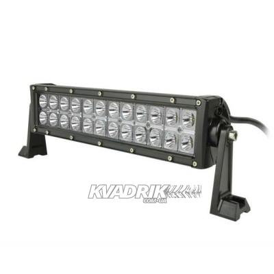 Фара, прожектор, светодиодная балка для квадроцикла PowerLight ULB72-C  72W  356мм