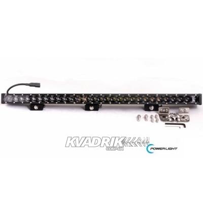 Прожектор, светодиодая балка для квадроцикла или багги PowerLight LFA30001 5x30 LED OSRAM, 150W, 12000lm, 76см