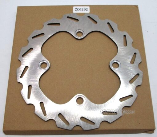 Тормозной диск задний YAMAHA GRIZZLY 700  (1HP-F582V-00-00, 3B4-2582V-01-00)