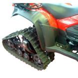 Расширители арок для квадроцикла Honda TRX 500 Foreman Rubicon 2005-2011