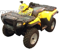 Расширители арок для квадроцикла Polaris Sportsman 400/450/500/600/700/800 2005-2010