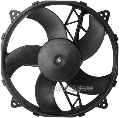 Вентилятор радиатора на квадроцикл Can Am Outlander 1000, Polaris Sportsman, Ranger, RZR 700/800 70-1006
