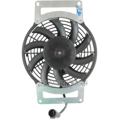 Вентилятор радиатора на квадроцикл Kawasaki Bruteforce 750 2012-2014 70-1016