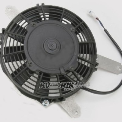 Вентилятор радиатора на квадроцикл Kawasaki KFX700 2004-2009