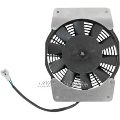 Вентилятор радиатора на квадроцикл Yamaha Grizzly/Kodiak/Wolverine 400/450 70-1028