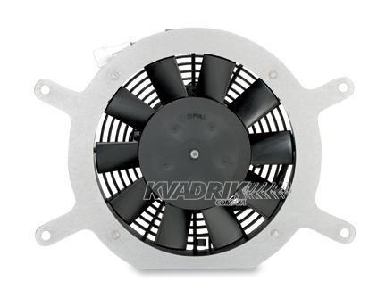 Вентилятор радиатора на квадроцикл Yamaha Grizzly 660 2002-2008