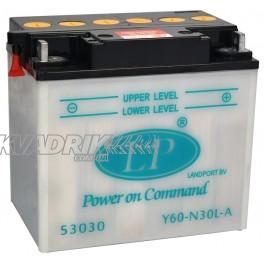 Аккумулятор Landport Y60-N30L-A