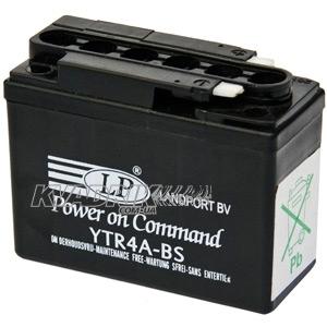 Аккумулятор Landport YTR4A-BS