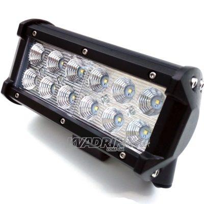 Фара, прожектор для квадроцикла ExtremeLED E032  36W  170х110х65мм ближний свет
