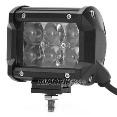 Прожектор, фара для квадроцикла или багги - PowerLight BK03-30  30W 99х110х65мм дальний свет с 4D линзами OSRAM