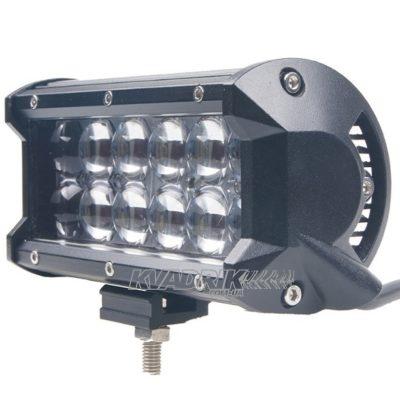 Прожектор, фара для квадроцикла или багги - PowerLight BK03-60  60W 170х110х65мм дальний свет с 4D линзами OSRAM