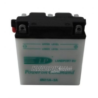Аккумулятор Landport 6N11A-3A