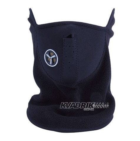 Лицевая полу-маска с вентиляцией X-PORTS
