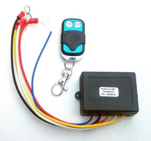 Пульт-брелок дистанционного управления для лебедки