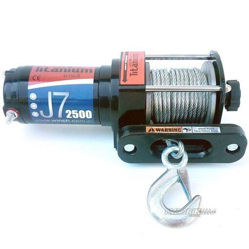 Лебедка для квадроцикла Titanium J7 2500 lbs (1134 кг)