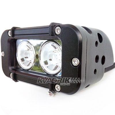Прожектор, фара для квадроцикла или багги - ExtremeLED EL-1110-20  12,7см 2x10W CREE LED XM-L дальний свет