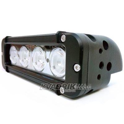 Прожектор, фара для квадроцикла, багги, джипа, внедорожника - ExtremeLED EL-1110-40  20см 4x10W CREE LED XM-L дальний + ближний свет