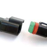 Прожектор, фара для квадроцикла, багги, джипа, внедорожника — ExtremeLED EL-1110-60  28см 6x10W CREE LED XM-L дальний свет