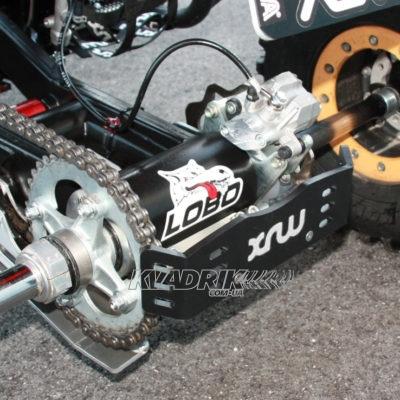 Кенгурятник задний PHD (композитный) для квадроцикла YAMAHA YFZ 450