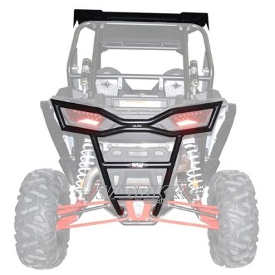 Кенгурятник задний PX11 для квадроцикла - POLARIS RZR 1000 XP