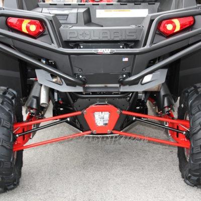 Кенгурятник задний для квадроцикла POLARIS RZR 900 XP