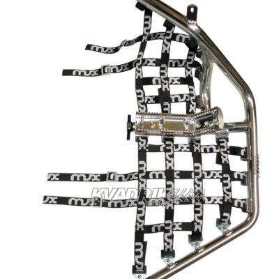 Ловушки для ног (нерфбары) Q1 для квадроцикла HONDA TRX 450