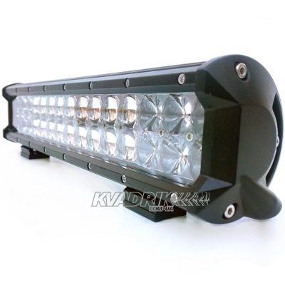 Прожектор, фара для квадроцикла или багги - PowerLight BK03-150  150W  380х110х65мм дальний свет с 4D линзами OSRAM