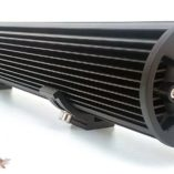 Прожектор, фара для квадроцикла, багги, джипа, внедорожника — PowerLight BK03-240  240W  580х110х65мм дальний свет с 4D линзами OSRAM