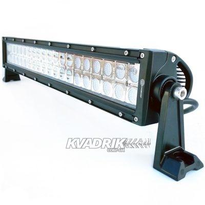 Фара, прожектор, светодиодная балка для квадроциклов, багги, джипов, внедорожников - PowerLight ULB120-C 120W 61см дальний + ближний свет