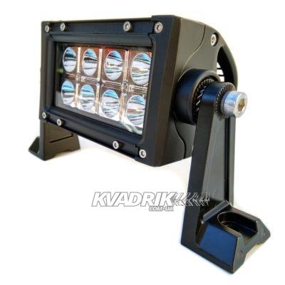 LED прожектор, фара для квадроцикла - ExtremeLED E001 24W 22см