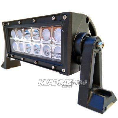 LED прожектор, фара для квадроцикла - ExtremeLED E002 36W 27см