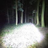 LED прожектор, фара для квадроцикла — ExtremeLED E003 60W 37см