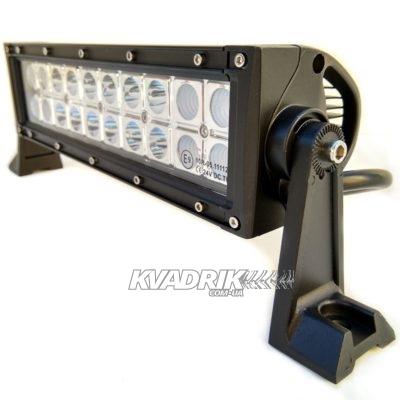 LED прожектор, фара для квадроцикла - ExtremeLED E003 60W 37см