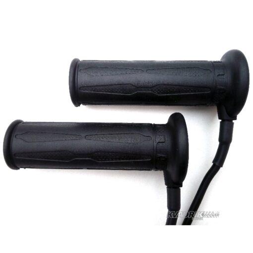Ручки и курок с подогревом на квадроцикл Bronco AT-08318-1