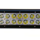 LED-балка, прожектор, фара для квадроцикла, багги, UTV, внедорожника — ExtremeLED E034 126W 50см  ближний + дальний свет