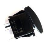Переключатель «Roof Light» для дополнительных фар и прожекторов под врезку в панель приборов UTV или внедорожников