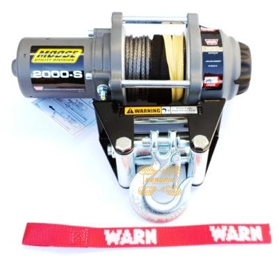 Лебедка для квадроцикла WARN VANTAGE 2000 S   89251  из дистрибуции Moose Utility Division